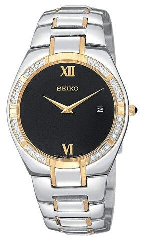 セイコー SEIKO 男性用 腕時計 メンズ ウォッチ ブラック SKP338 送料無料 【並行輸入品】