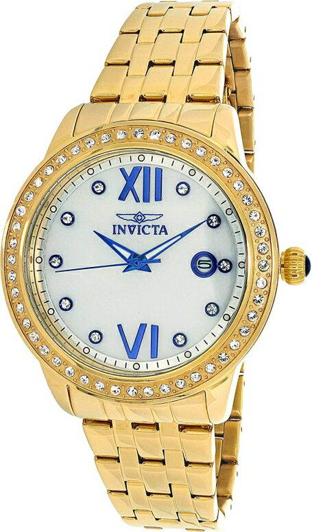 インビクタ Invicta インヴィクタ 女性用 腕時計 レディース ウォッチ パール 23662  【並行輸入品】