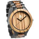 ツリーハット treehut ウッドウォッチ 木製腕時計 男性用 腕時計 メンズ ウォッチ ブラウン HUT004 送料無料 【並行輸入品】