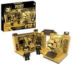 ベンディー フィギュア Bendy and the Ink Machine - Room Scene (265 pieces) 送料無料 【並行輸入品】