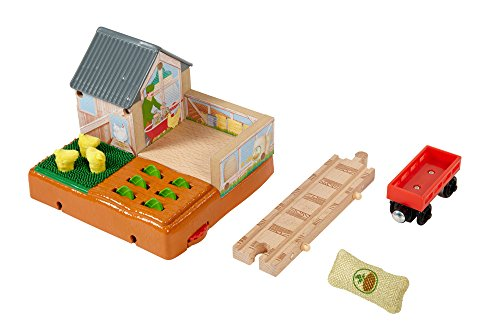 Fisher-Price Thomas the Train Wooden Railway McColl/'s Farm Chicken Coop