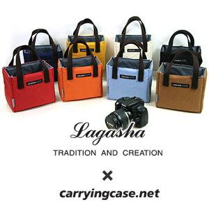 他では手に入らない当店限定、ラガシャのカメラ用インナーケースLAGASHA(ラガシャ) +Carryingca...