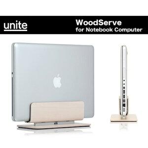 デスクトップを簡単スマートに!《7,350円以上送料無料!(沖縄は除く)》unite WoodServe プラ...