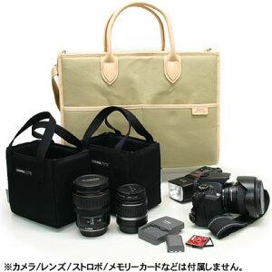 他では手に入らない当店限定、ラガシャのカメラ対応バッグ《送料無料》LAGASHA(ラガシャ) +Carr...