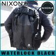 【ただいまポイント10倍中! 3/15 09:59まで】 NIXON WATERLOCK BLACK (C1952 000) ニクソン ウォータロック バックパック 【ブラック】【ギフト】【プレゼント】【あす楽対応】【メンズ】【レディース】【リュック】【デイパック】 楽天カード分割