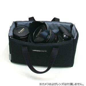 LAGASHA(ラガシャ) +Carryingcase.net オプション カメラ用インナー(M) #9304 [ブラック] 【楽...