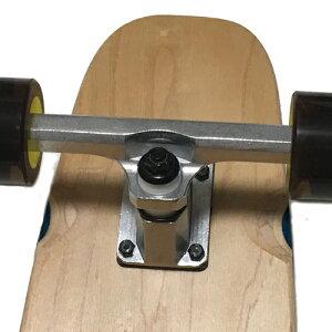 29インチ(73.5cm)CLASSICCRUISERスケートボードカービングトラック装着クラシッククルーザー