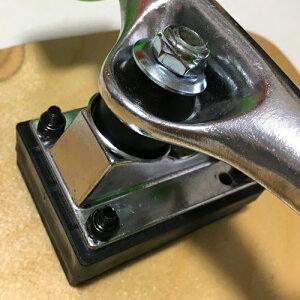31.5インチセミロングスラスター2装着65mm78Aウィールサーフスケートボード