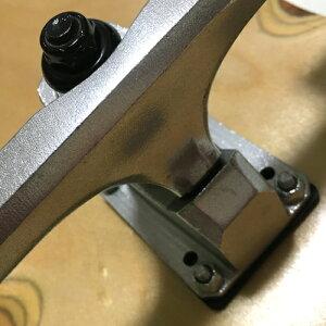 31.5インチセミロングカービングトラック装着65mm78Aウィールサーフスケートボード