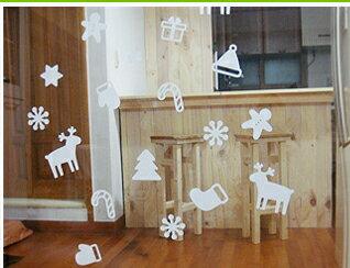ウォールステッカー クリスマス ウォールステッカートナカイ 【デコレーション】 【雪 しか 雪だるま】ウォールステッカー 雪 ウォールステッカー スノー ウォールステッカー クリスマスツリー クリスマス ゴールド文字