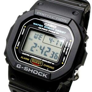 カシオ CASIO 腕時計 メンズ G-SHOCK DW-5600E-1【あす楽】【国内正規品】 カシオ CASIO G-SHOC...
