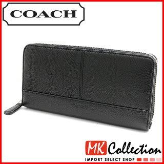 【レビューを書いて送料無料♪】コーチ財布レディースCOACHWalletブラックF51764SV/BK