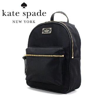 ケイトスペード バッグ レディース Kate Spade リュック ブラック WKRU4717 001 【当店全品送料無料♪】【あす楽】