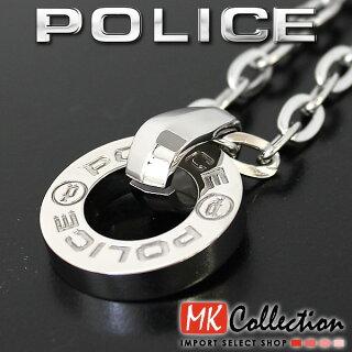 ポリスPOLICEネックレス23365PSS01