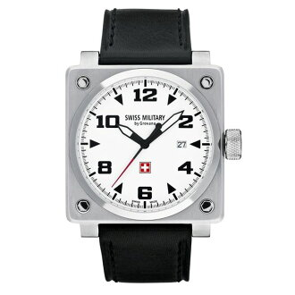SWISS MILITARY (Swiss military) by Grovana date white 7025.1533