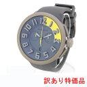 【訳あり特価品】テンデンス チタニウムガリバー 時計 ユニセックス チタン 02037011