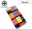 トリーバーチ スマホケース レディース TORY BURCH Smartphone case iPhone8 iPhone6/7 マルチ……