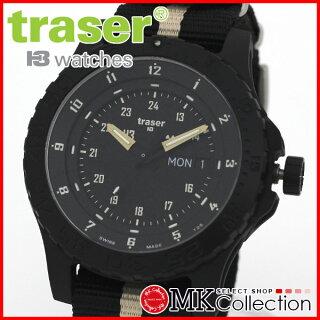トレーサー腕時計メンズ国内正規品TRASERタイプ3パイロット日本限定時計NATOナイロンP6600.2AAI.L3.01【送料無料】