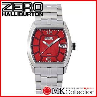 ゼロハリバートン時計メンズ正規品ZEROHALLIBURTON腕時計デイトおすすめZW006S-16【当店全品送料無料♪】