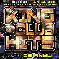 《送料無料/MIXCD/MKDR0003》KING OF CLUB HITS mixed by DJ ANYU《洋楽 MixCD/洋楽 CD》《メーカー直送/正規品》