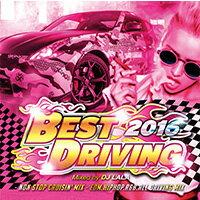 《送料無料/MIXCD/MKDR0027》BEST DRIVING 2016 -NON STOP CRUISING MIX- mixed by DJ LALA 《洋楽 MixCD/洋楽 CD》《メーカー直送/正規品》 bpm store . ビーピーエムストア