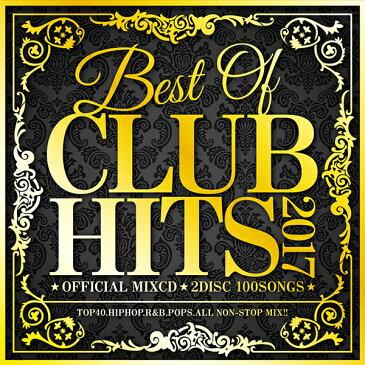 「全100曲ノンストップMIXCD!!」《送料無料/MIXCD/MKDR-0044》2017 THE BEST OF CLUB HITS 2017-2DISC 100SONGS《洋楽 Mix CD /洋楽 CD/クリスマス CD》《メーカー直送/正規品》