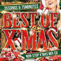 (特典DVD付き)王道&新曲''クリスマスソング&ラブソング''名曲を厳選収録!!MIXCD+DVD-送料無料-BESTOFX'MAS-OFFICIALMIXCD-《洋楽MixCD/洋楽CD》《MER-005-2/輸入盤/正規品》