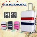 スーツケース Mサイズ(49L)3日?5泊向シフレ B1133T-58