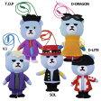 【ぬいぐるみネックポーチ】 2nd KRUNK × BIGBANG ポシェット ケイカンパニー K-POPアーティスト オフィシャル ティーンズ雑貨通販マシュマロポップ