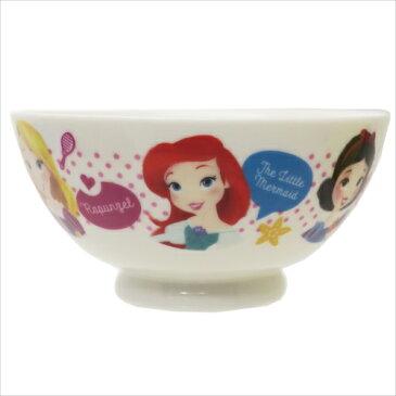 ジュニア お茶碗 Forever a Princess ディズニープリンセス ライスボウル ディズニー 金正陶器 女の子向け 日本製 ティーンズ ジュニア マシュマロポップ