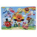 ケース付き B4パズル 30ピース アンパンマン 知育玩具 サンスター文具 マイファーストセイカ 日本製 ティーンズ ジュニア マシュマロポップ