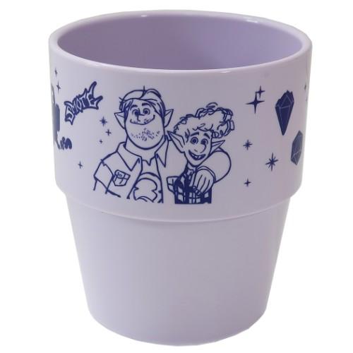 プラカップ 2分の1の魔法 スタッキング タンブラー ディズニー ヤクセル プレゼント マシュマロポップ画像