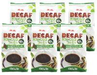 カフェインレスコーヒー160g6袋セット(レギュラーコーヒー粉)【MMC珈琲】【P20Feb16】