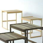 ac-cent NEST TABLE ネストテーブル(小)NK-302-Bブナ 春のインテリア 新生活応援