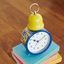 インテリア 時計【Table Clock/Aani】CL-9594アニー/インターフォルム目覚まし時計/置き時計/ポップ/アラーム付【6/20以降入荷】 冬のインテリア 暖かい部屋 お客様へのおもてなし