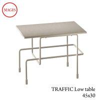 TRAFFICLowtable[TV2720]屋内用トラフィックローテーブル45×30H34クリスマスお正月準備