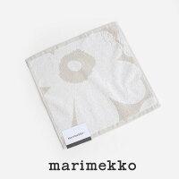 【SALE対象外】marimekko マリメッコ Unikko ジャガードミニタオル 52209-4-70233【RCP】
