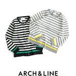 【2017SS】【kids】ARCH&LINEアーチ&ラインボーダーニットカーディガンKINTCARDIGANBORDERAL711202【RCP】