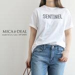 【2020SS】MICA&DEAL×MMN【カラー別注アイテム】マイカアンドディールSENTINELプリントTシャツM20B067CU【RCP】