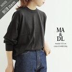 MA&DL×MMN【別注アイテム】エムエーディーエルmen'sニットプルオーバー0121408277【RCP】2021AWユニセックス