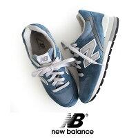 【2014AW】【送料無料】newbalanceニューバランススニーカー(ユニセックスサイズ)M996【RCP】