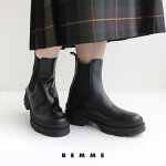 【2021AW】REMMEレメサイドゴアブーツ05177【RCP】