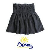*【50%★OFF】DUNES デューンズ ナチュラルコットンスカート 700037891【RCP】