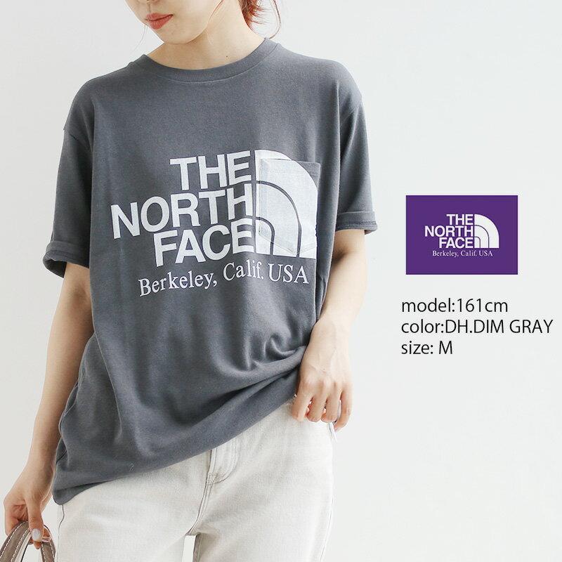 トップス, Tシャツ・カットソー SALE2021SSTHE NORTH FACE PURPLE LABEL HS Logo Tee T NT3108NRCP