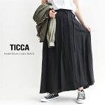 【2021SS】TICCAティッカタップラップスカートTBAS-173【RCP】