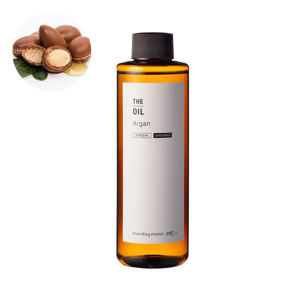 Raw & organic argan oil, 200 ml