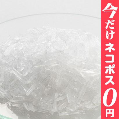 Menthol crystals / 100 g