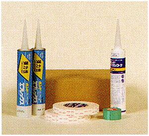 日本デコラックス パニートスリム施工セット(バスルーム専用)TMセットYD コーキング剤付き(パネル2枚分)