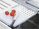 サンウェーブ キッチン キッチン用品流し臺セット用品 水切りプレートWPS-2【smtb-k】【w3】