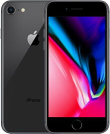 iPhone864GB本体SIMフリー新品未使用AppleアップルGrayMQ782J/AA1906